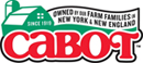 Logo for our sponsor Cabot.